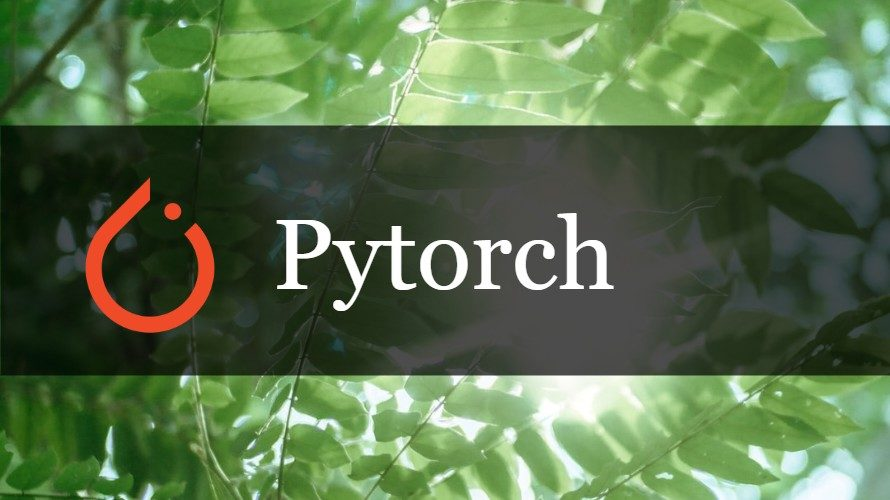 Pytorch – Pytorch でコードを書く際によく使う Tips